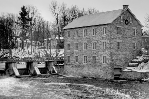 The Mill in Manotick, Ontario © Rob Huntley