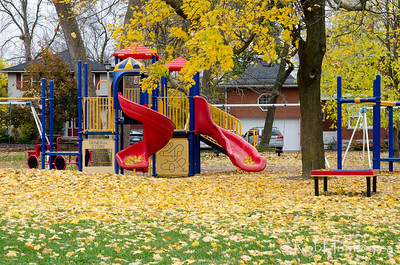 McKellar Park. Autumn in My Neighbourhood. © Rob Huntley