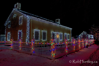 Alight at Night - Upper Canada Village