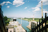 The Welland Canal, ON.