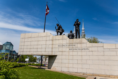"""""""Reconciliation: The Peacekeeping Monument"""""""