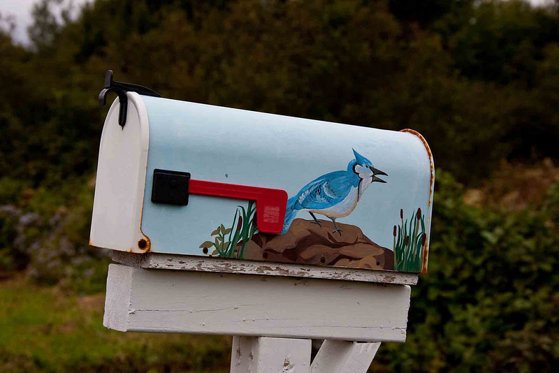 More Acadian Mailboxes
