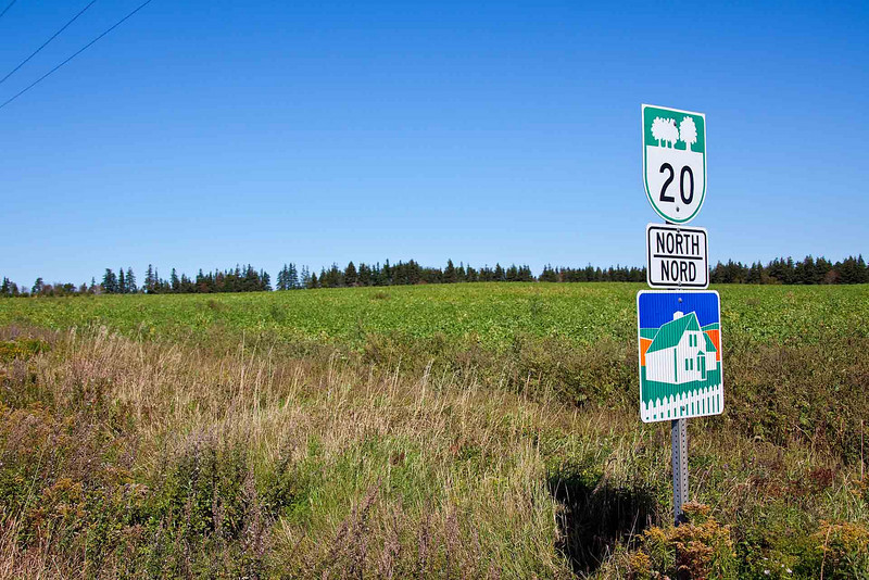 The (Anne of) Green Gables Route