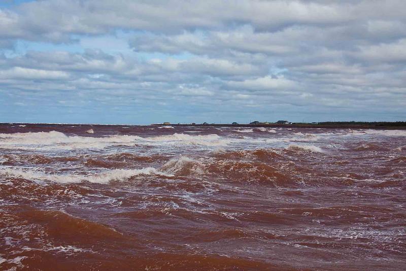 Rough Seas at North Cape