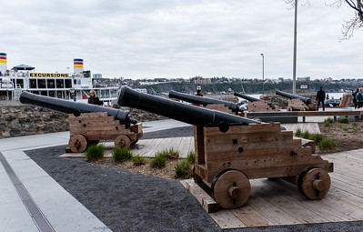 Canons By The Seaport