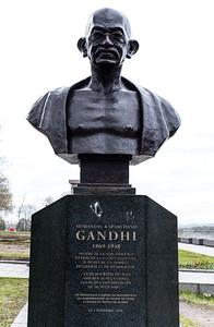 Gandhi Monument