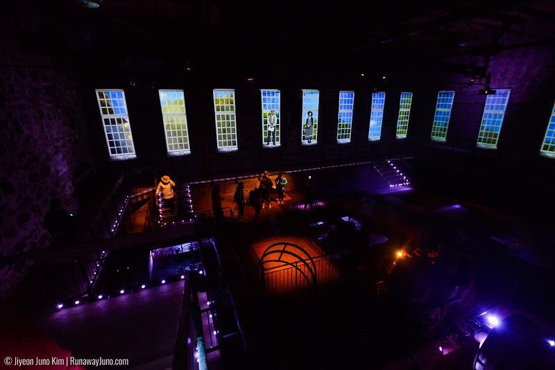 Immersive Multimedia Show