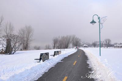 Promenade hivernale