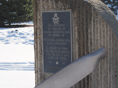 RCAF & Allied Forces Memorial