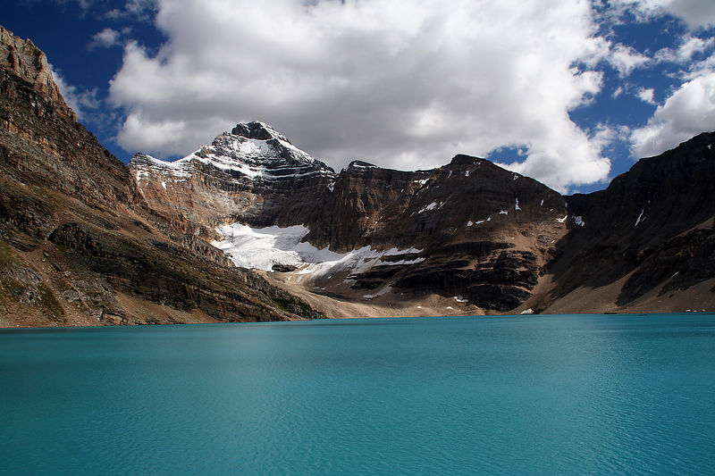 Our journey would not be complete without the stunning view of Lake McArthur.