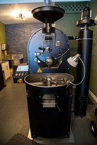 The Coffee Roaster at The Snapping Turtle