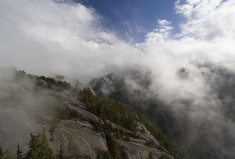 Stawamus Chief Provincial Park.
