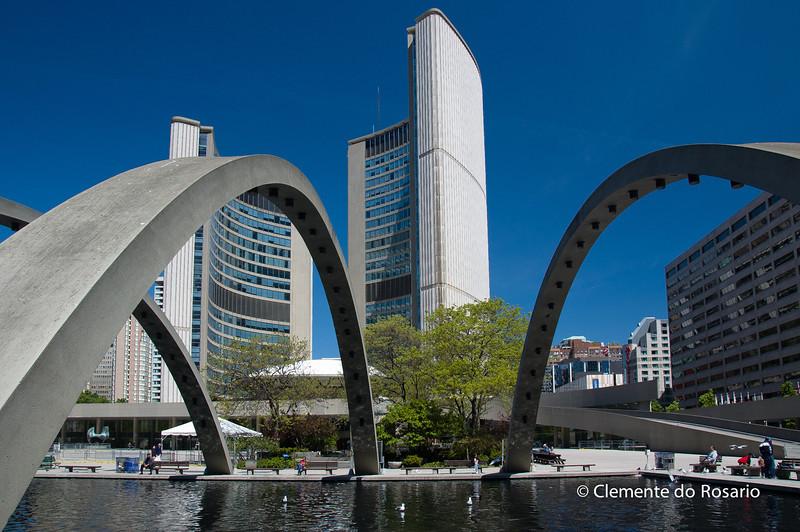 City Hall, Toronto,Ontario,Canada