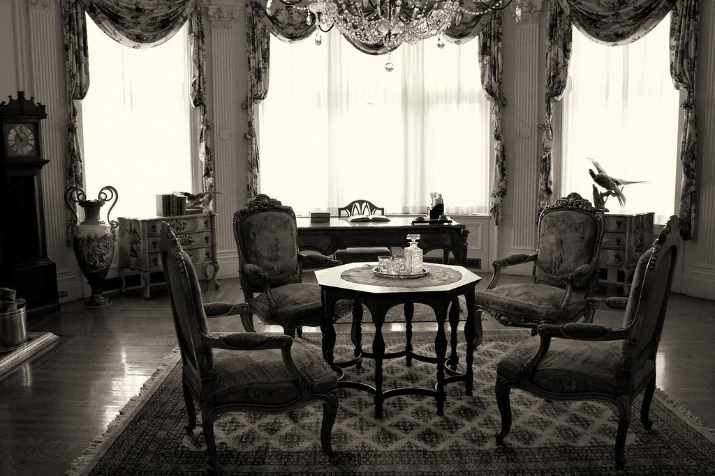 The Round Room