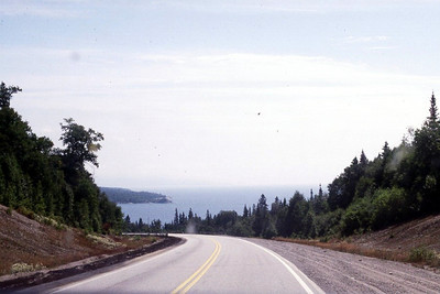 North side of Lake Superior