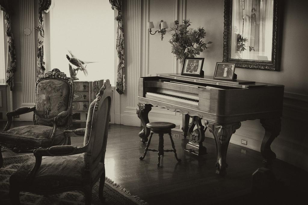 The Round Room, Casa Loma.