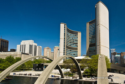 Toronto City Hall complex