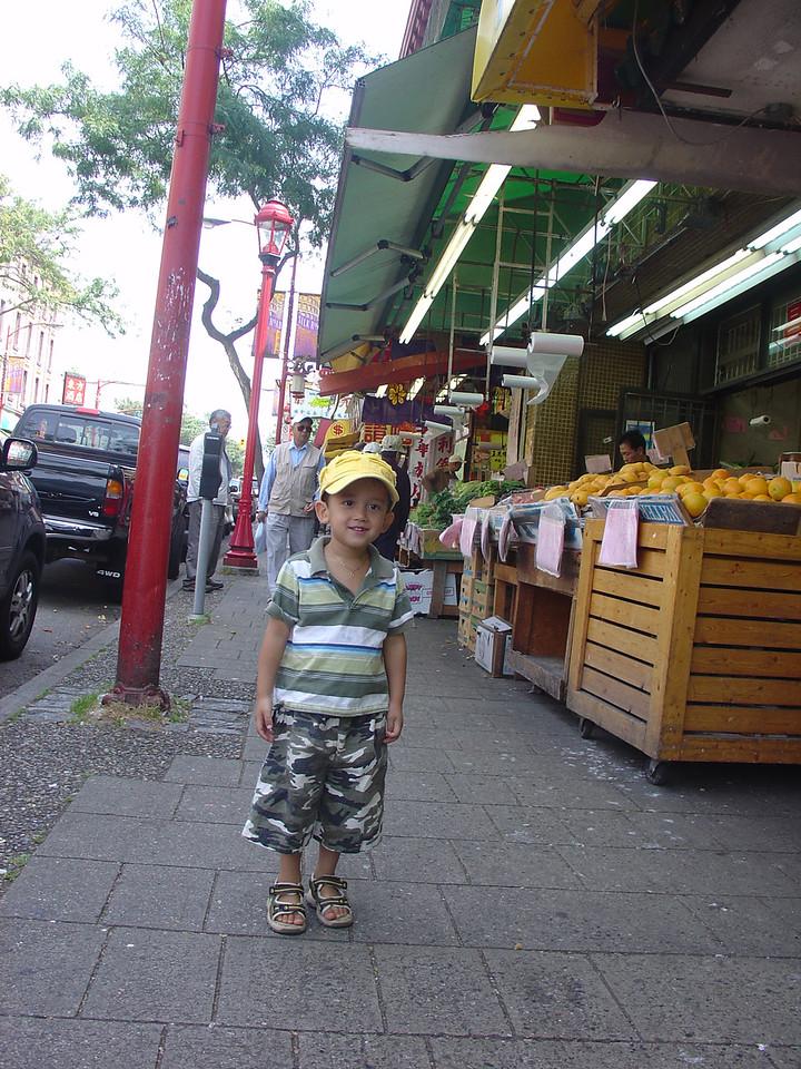 Chinatown Vancouver, British Columbia