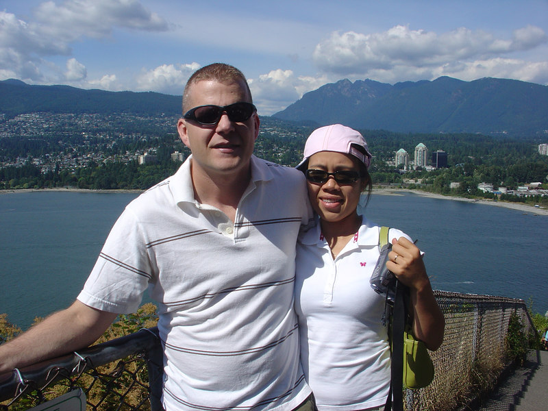 Prospect Point, Stanley Park, Vancouver, British Columbia