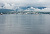 North Vancouver, across Coal Harbor from Vancouver, BC