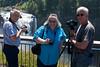 Bill, Tara, and Dennis at Snoqualmie Falls.