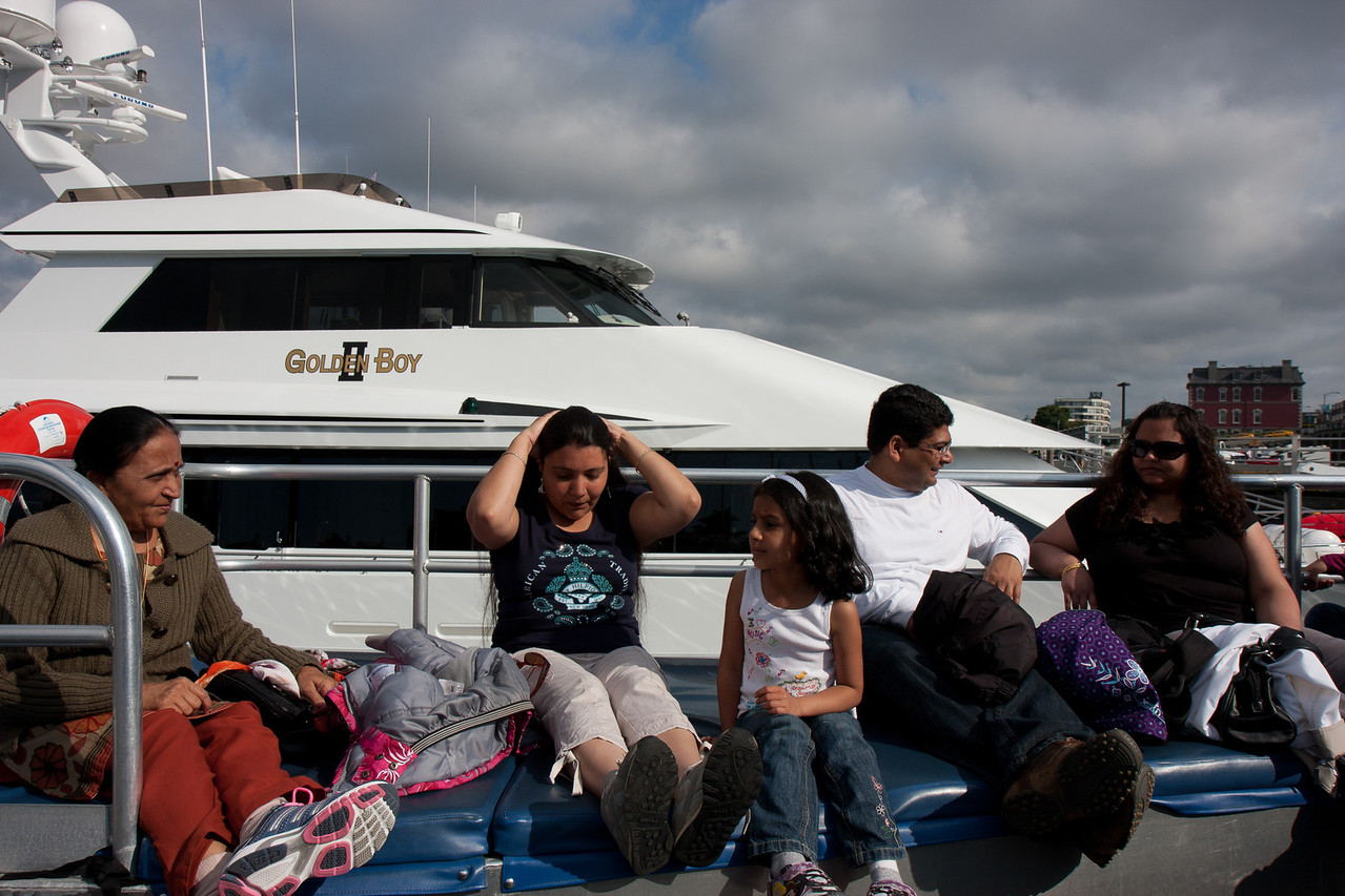 Photos from Whale Watching Boat Cruise