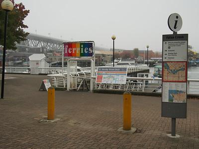 Oct. 19/13 - Hornby Street Dock