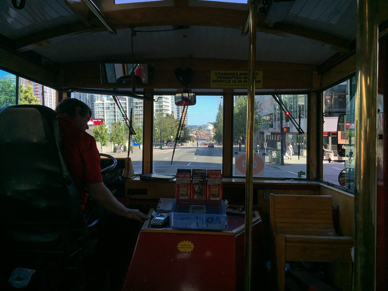 Vancouver Trolley Company Bus Tour