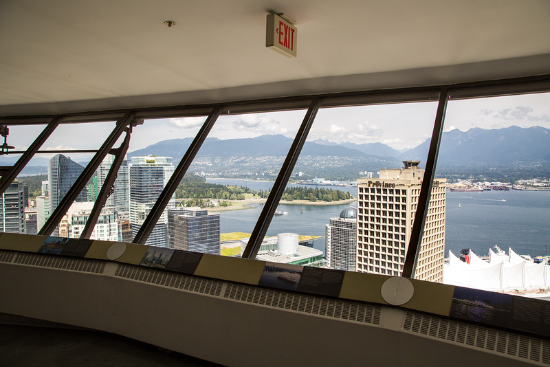 Vancouver Lookout Tower