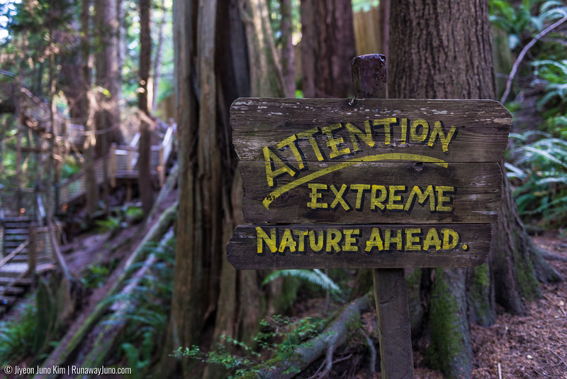 Extreme Nature Ahead