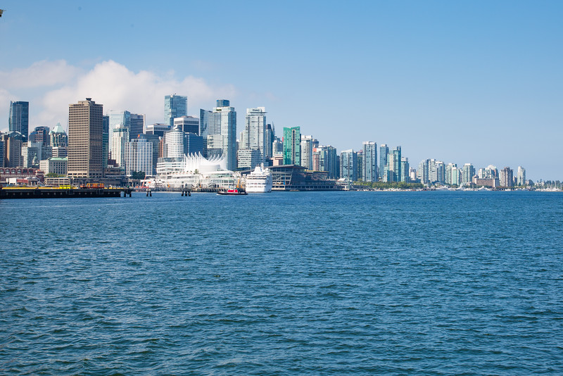 Vancouver Harbour Tour by Harbour Cruises on CONSTITUTION boat
