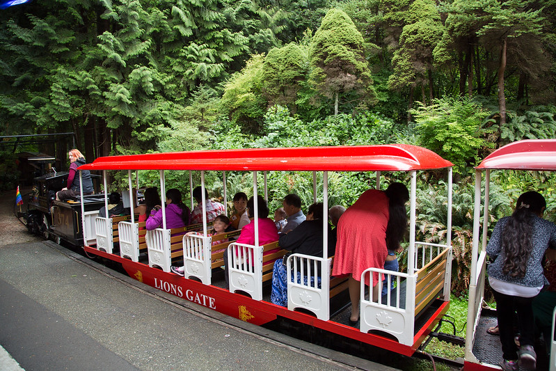 Miniature Railway at Stanley Park
