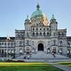 Victoria BC Parliament<br /> 8-shot pano (original)