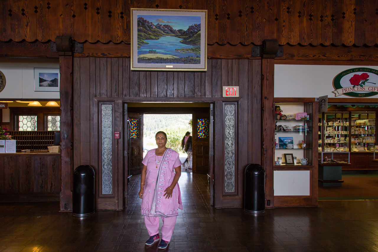 Prince of Wales Hotel in Waterton Park