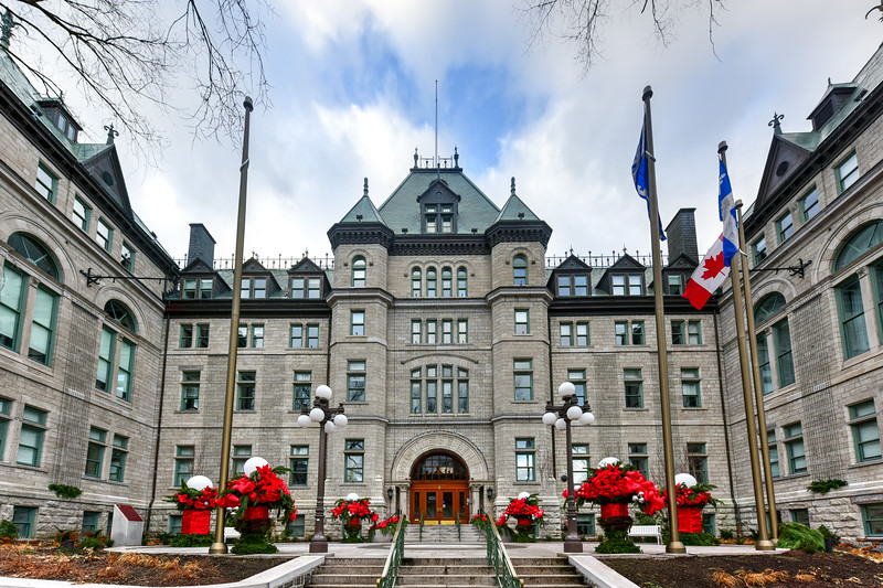 City Hall of Quebec City