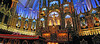 Basilica de Notre Dame in Montreal.