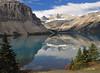 Canadian Rockies Lake Reflection