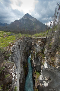 Banff National Park - Marble Canyon