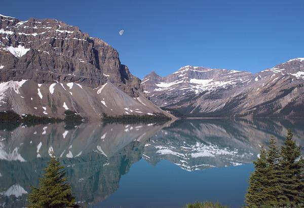 Bow Lake, Jasper