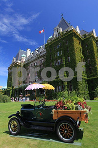 Victoria, Empress Hotel 3696