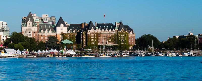 Canada - Victoria Island and Banff