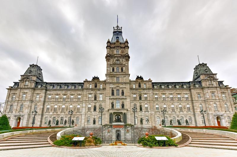 Parliament Building - Quebec City