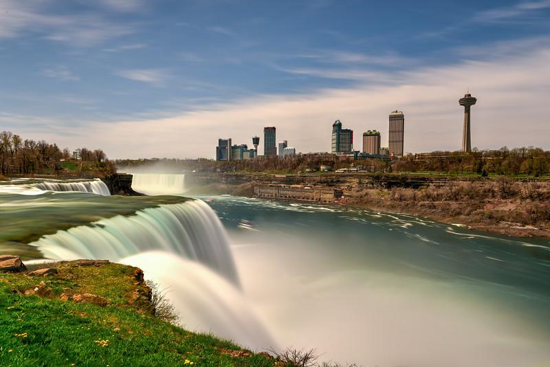 American Falls - Niagara Falls, New York