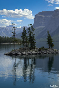 Banff National Park - Lake Minnewanka