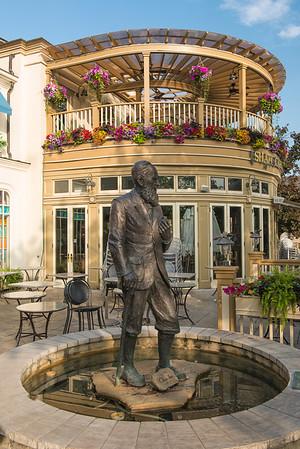 George Bernard Shaw, Niagara on the Lake