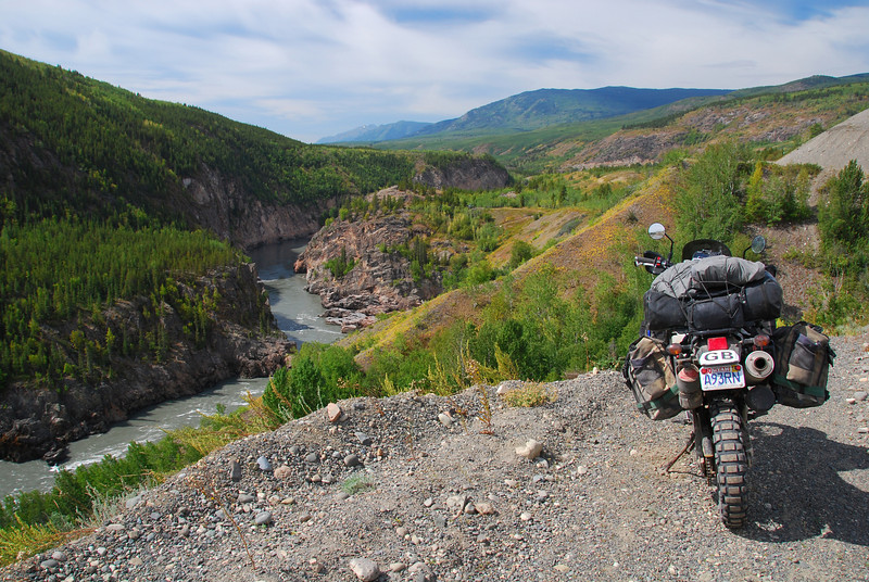 Telegraph Creek Road,  off Cassiar Hwy,  BC