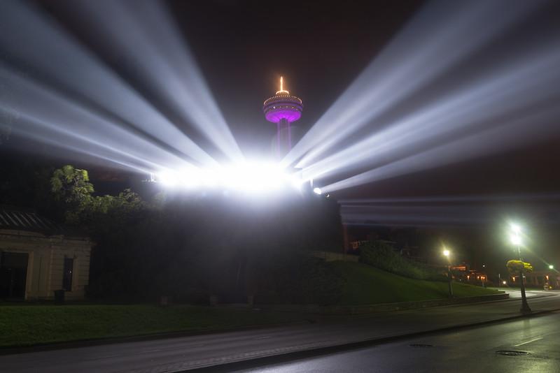Skylon Tower - Niagara Falls, Canada