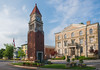 The Clock Tower and Chamber of Commerce, Niagara on the Lake