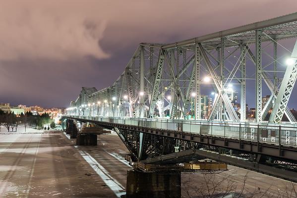 Alexandra Bridge - Ottawa, Canada
