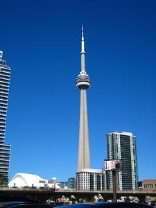 Toronto CN tower